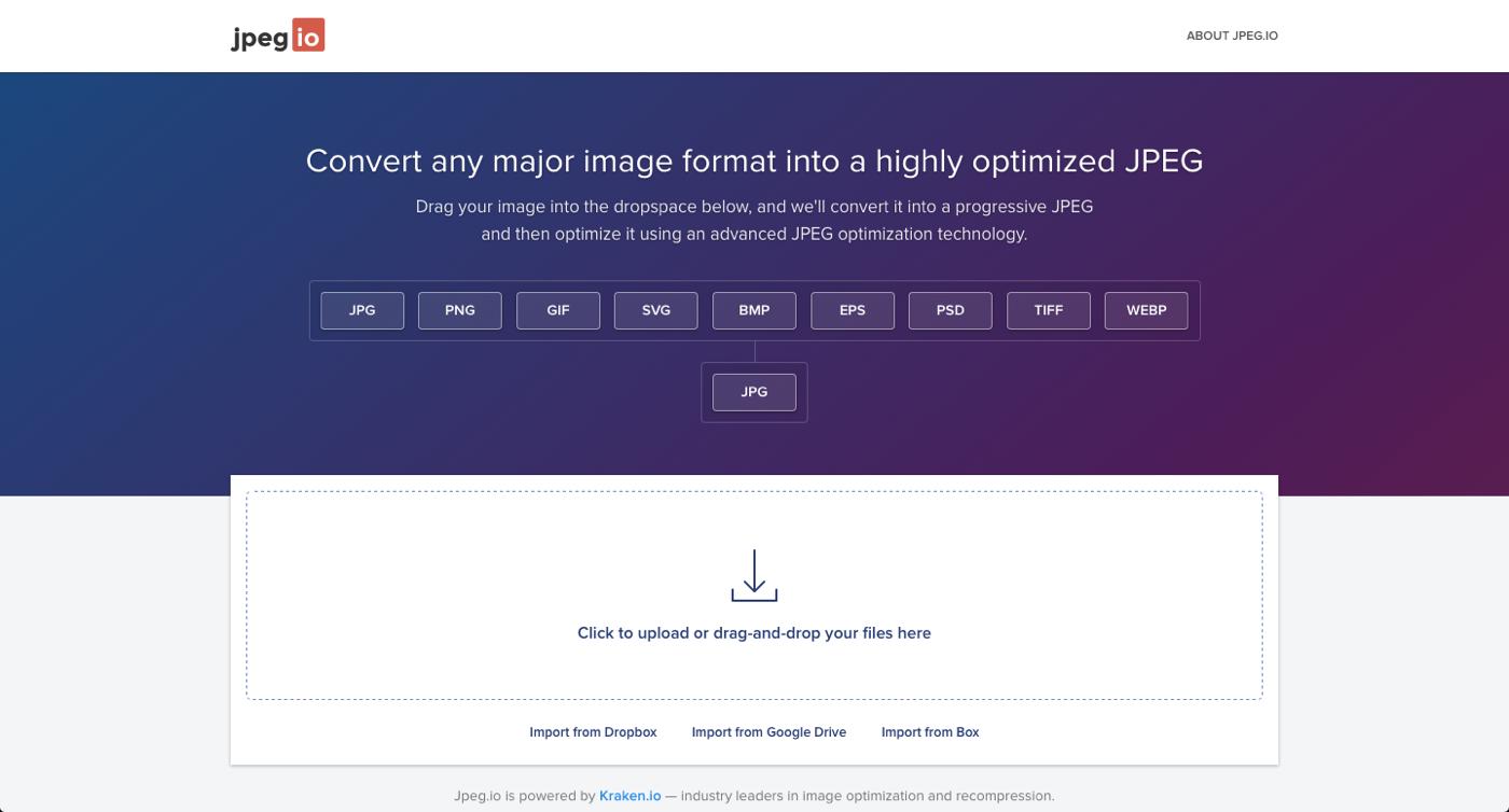 画像圧縮をきれいに最適化してくれるWebツール5選+1をご紹介