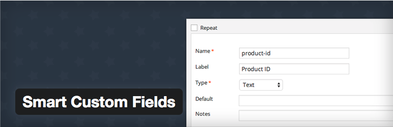 WordPressプラグイン - Smart Custom Fields | wordpress plugin