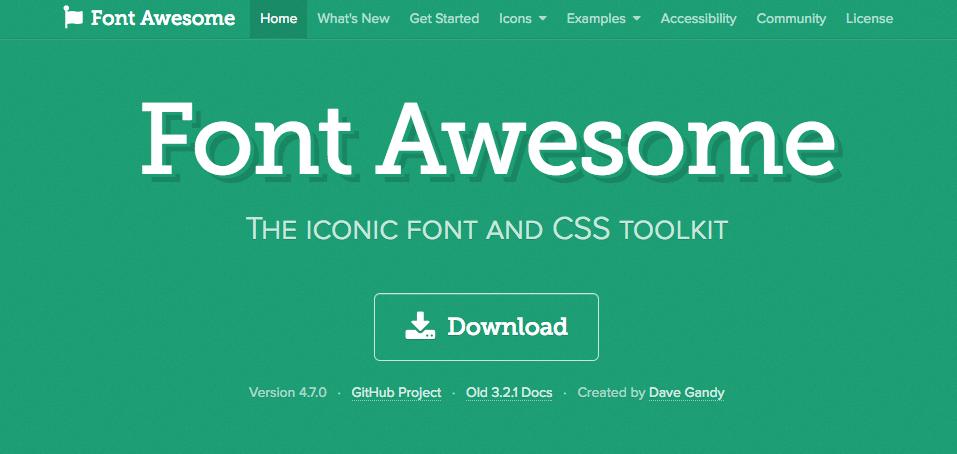 Font Awesomeでよく使うアイコンフォント50個まとめ