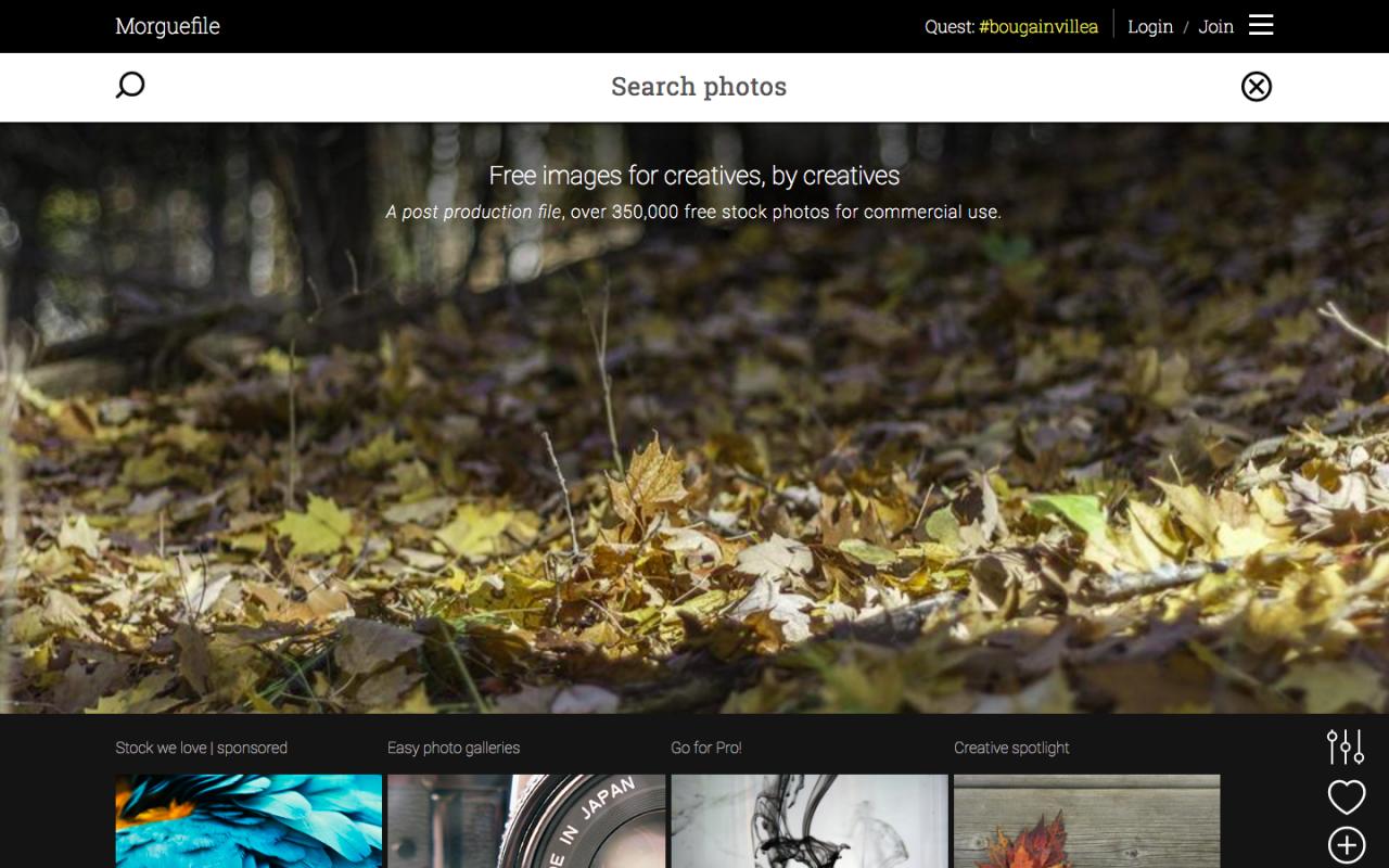無料で使える!商用利用OKな写真を提供しているフリー素材サイト9選