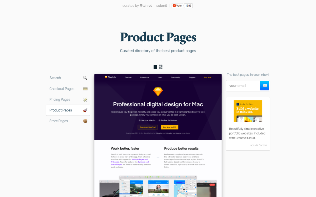 web制作者が厳選したブックマークを晒してみる。webツールやデザインサイト